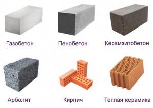 Что лучше керамзитобетон или керамический блок штукатурка неровных стен цементным раствором своими руками