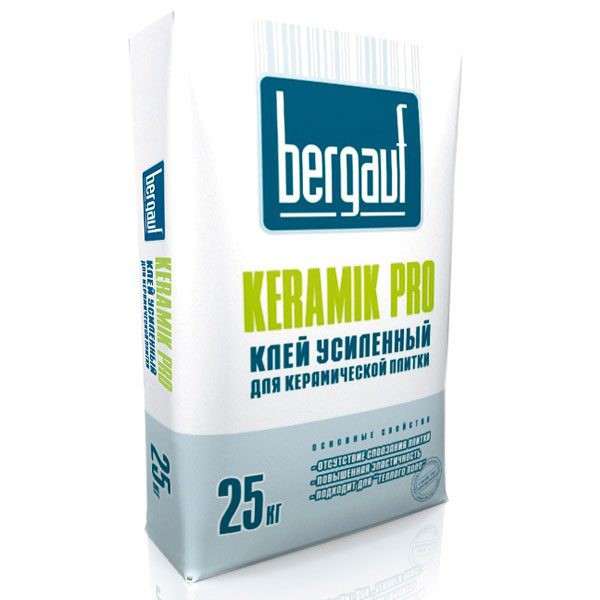 Бергауф Керамик Про, 25кг