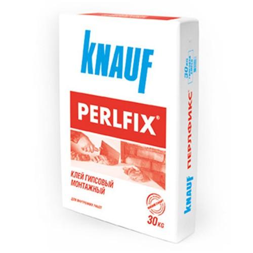 Перлфикс 30кг клей для гипсокартона
