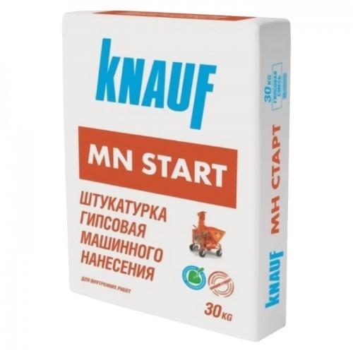 Кнауф МН Старт 30кг гипсовая штукатурка