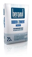 Бергауф Боден Цемент Медиум наливной пол, 25кг